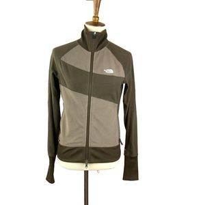 The North Face Jacket TKA 100 Brown Womens Small